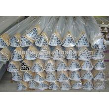 China proveedor 6105 tubos de aluminio fría
