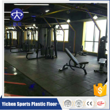high density odor free rubber Tiles Mats