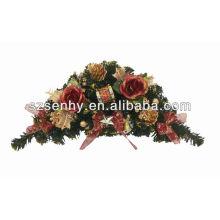 2013 guirnalda de la flor india