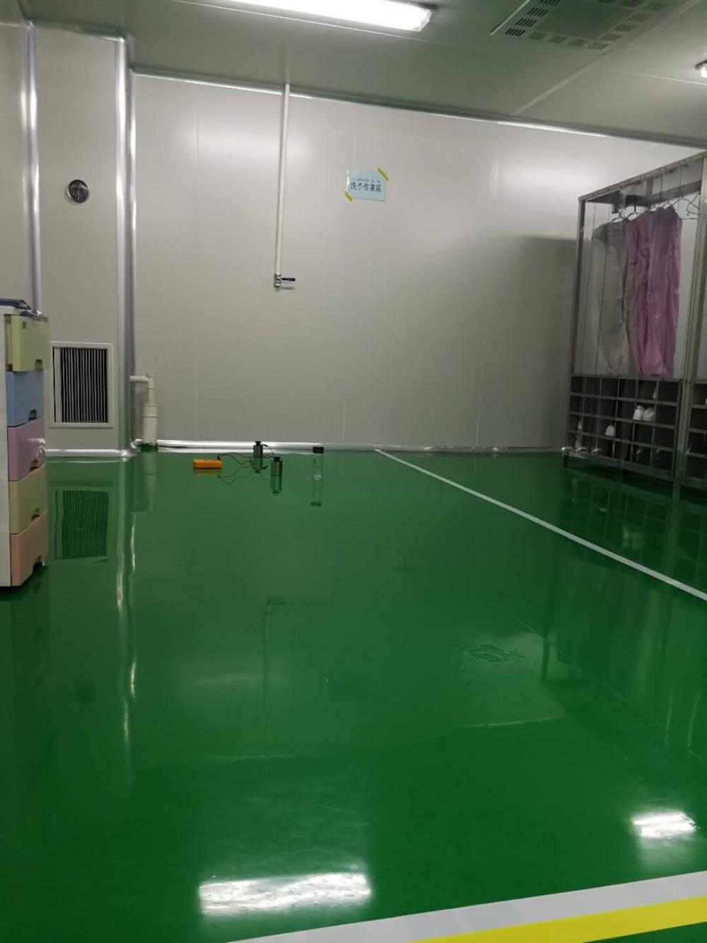 Indoor Epoxy Anti Static Thin Coating Finish