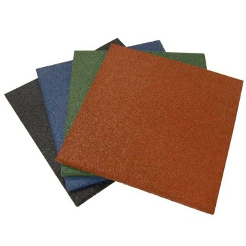 Outdoor Basketball Court Rubber Floor Tile