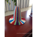 New Cowboy Hat Colorful Paper Hat for Kits Gift