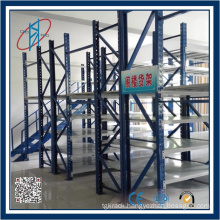 Racking Supported Industrial Mezzanine
