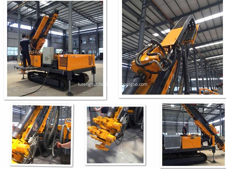 Crawler Drilling -machine