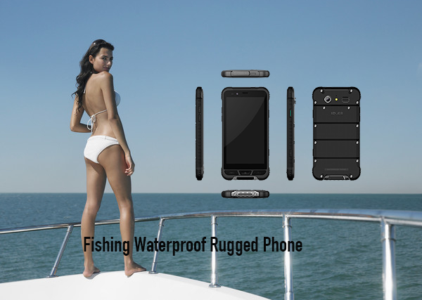 Fishing Waterproof Rugged Phone
