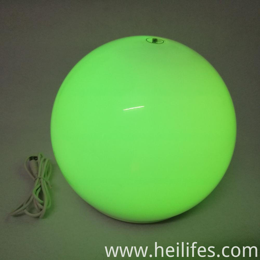 Round LED Light ball
