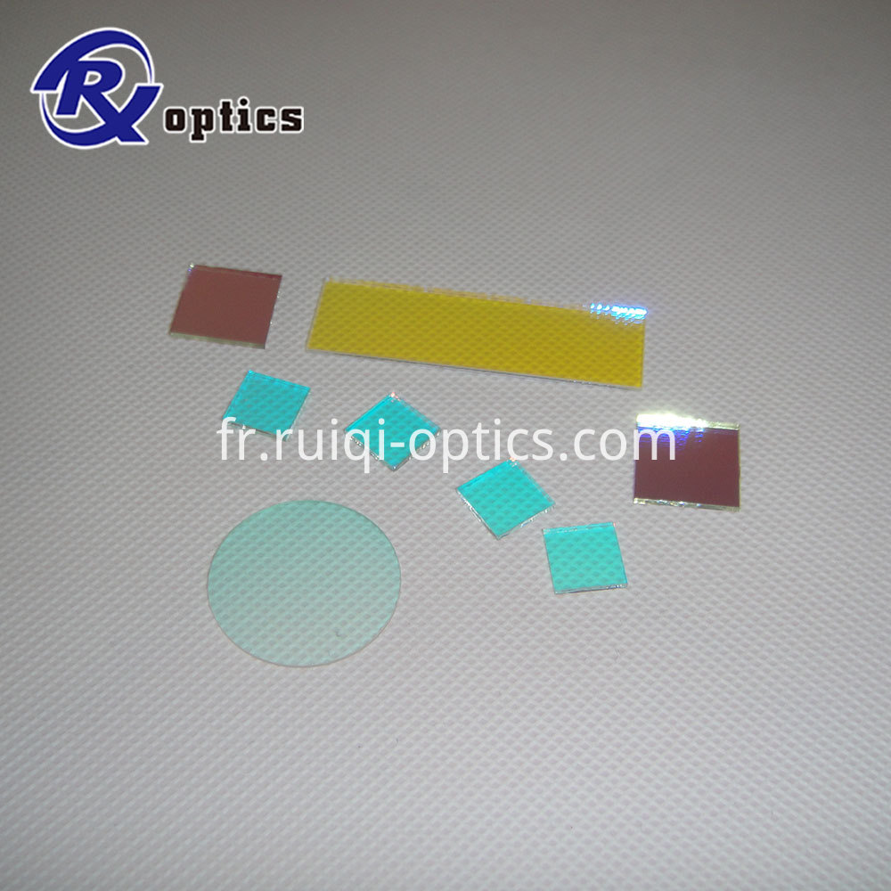iR cut off opticall filters
