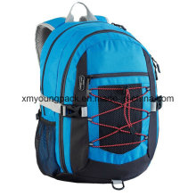 Popular Blue Lightweight School Backpack Bag