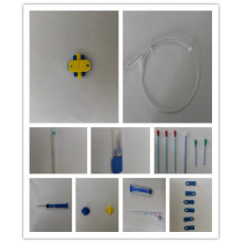 High quality accessories for central venous catheter or hemodialysis catheter kit