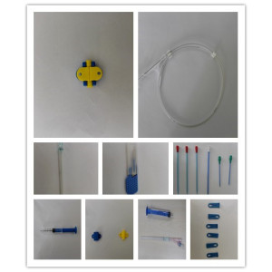 Accessories for central venous catheter & dialysis catheter
