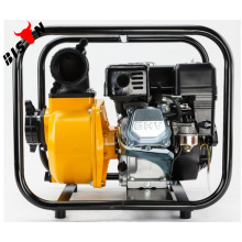 CE certificate mini gasoline water pump wp20, 5.5hp honda gasoline water pump, 3 inch gasoline engine water pump