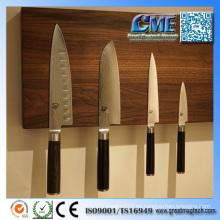 Comprar Global Kitchen Wall Acero inoxidable cuchillos magnéticos