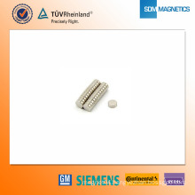 D6*2mm N42 Neodymium Magnet