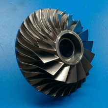 Harden Steel Turbine Impeller for Tanker
