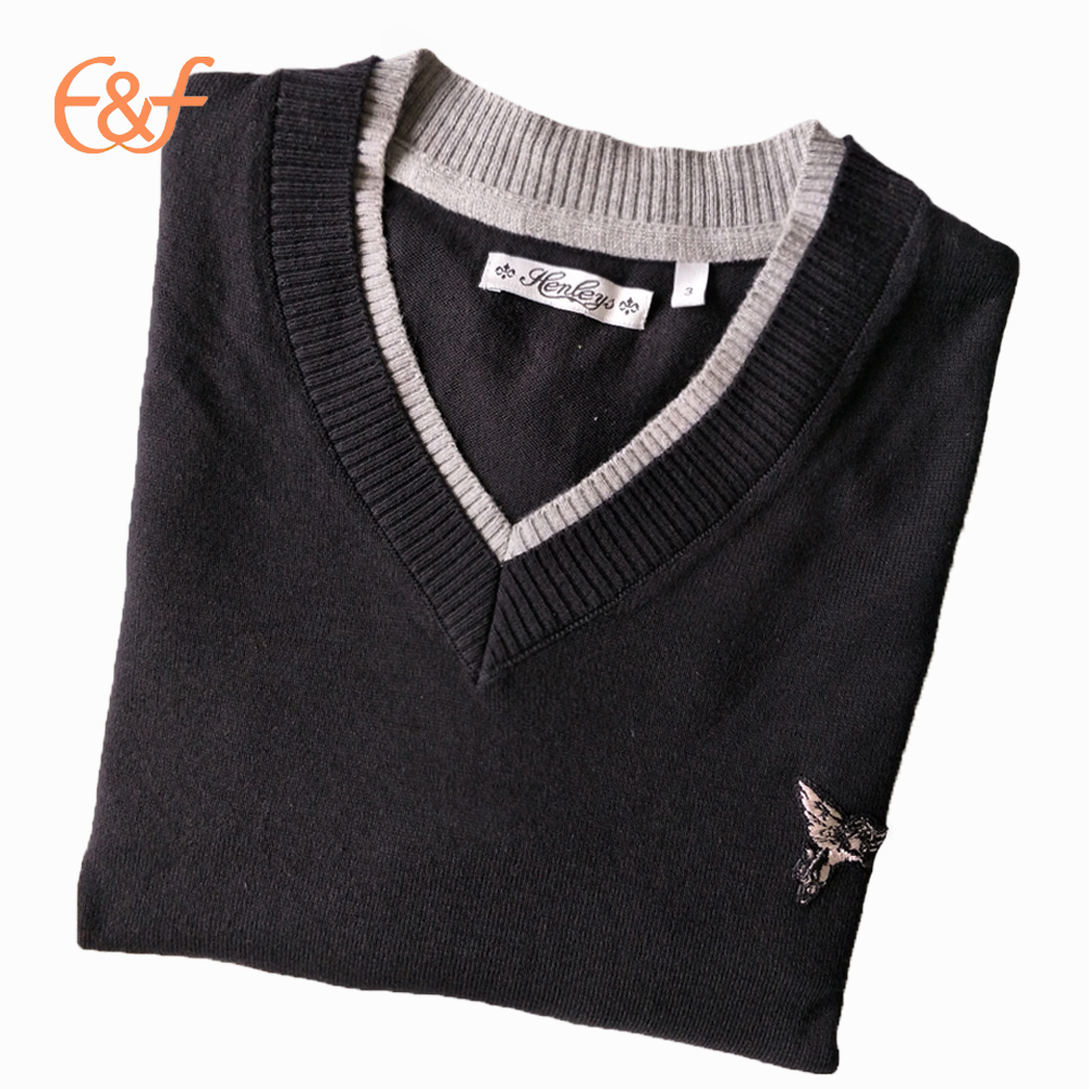 Mens Knitting Pullover