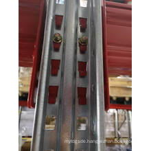 Korean Warehouse Storage Heavy Duty Pallet Racking