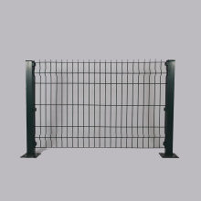 PVC Coated 3D Bending Welded Wire Mesh Pagar