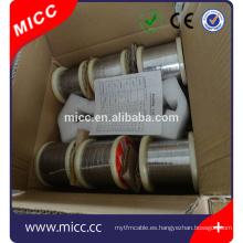 Cable elemento calefactor MICC nicr 8020
