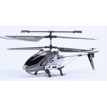 3.5CH RC Helicopter with Gyro Grey