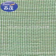 Red de alta resistencia de la cortina del cortavientos del HDPE para el puerto y el edificio