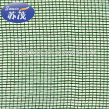 HDPE High Tensile Windbreak Shade Netting For Harbor and Building