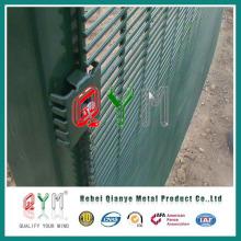 Painéis da cerca da alta segurança / cerca de segurança com piquete / anti cerca de segurança da braçadeira