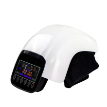 Knee Massager, red led irradiation, laser beams, kneading, infrared heating
