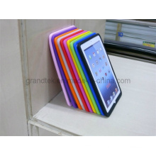 Soft Silicone Cases for iPad Mini Cover with Fashion Promotion
