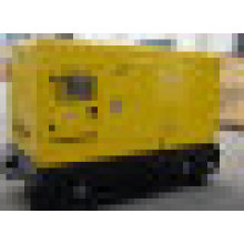 30kVA 24kw Cummins Diesel Generator Set Super Silent Canopy Genset