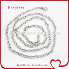 stainless steel living chain necklace wholesale