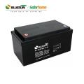 Bluesun 12v Bleibatterie solar 200ah für pv Energiespeicherung