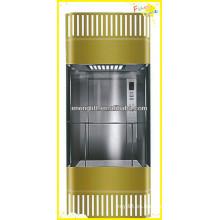 Precio para ascensor panorámico de alta calidad