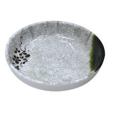 100% utensílios de mesa da melamina / placa da melamina / placa de jantar (JB13800)