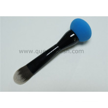 Double Ended Foundation Cosmetic Makeup Brush