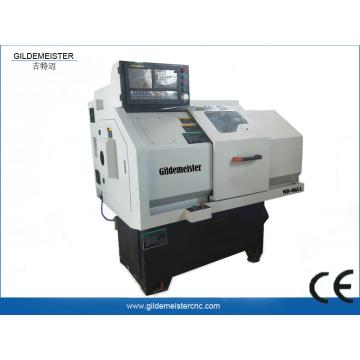 Máquina de torno CNC de cama plana