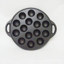 Cast Iron Poffertje Pan