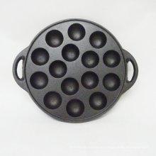 Чугунная сковорода Poffertje