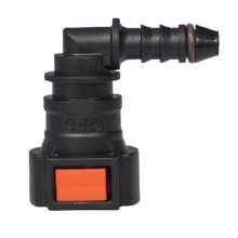 Urea SCR System Quick Connector 9.49 (3/8) - ID6 90 ° SAE