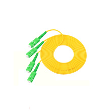 Customized for SC Patch Cord, SC Multimode Patch Cord, Patch Cord SC from China Supplier LSZH Fiber Patch Cables export to Spain Suppliers