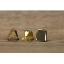 Горячий продавая конец шнура конца 5mm / металлический обжим / кончик шнурка наконечника пояса металла