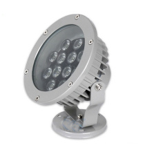 12W DMX rgb led outdoor flood lights for garden DC 24V made in China