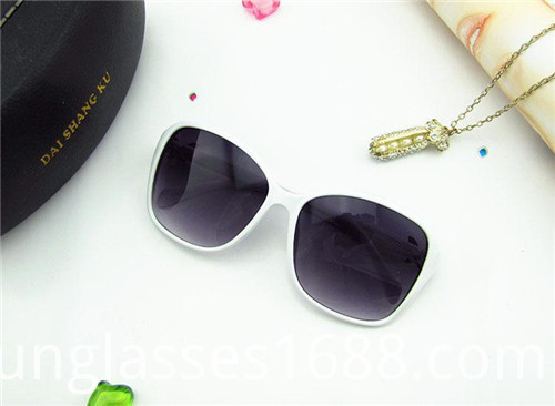 Retro Sport Antireflection Colorful Sunglasses