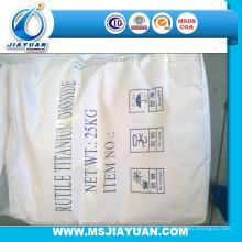 Rutile Titanium Dioxide Good Quality, Do Porto De Shanghai