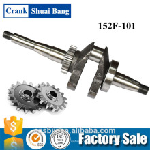 Engine Common Used Crankshaft 152F, Crankshaft Parts Name