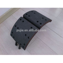Excellent braking ability performance truck trailer brake shoes