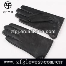 Hot sale Goat skin gloves for gentleman