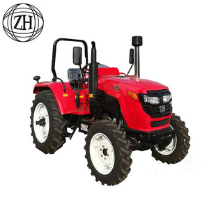 Mulfunction 4*4 Wheeled Small Farm Tractor