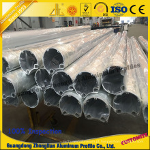 Uso de alumínio do perfil do tubo para o perfil de alumínio industrial do revérbero