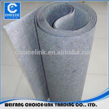 Tissu de base composite non tissé pour membrane de bitume APP