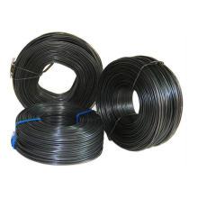 Calidad de alambre recocido negro de bajo precio